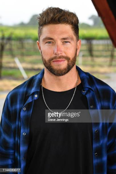 Singer Chris Lane attends Live In The Vineyard Goes Country 2019 on May 14 2019 in Napa California