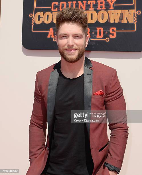 Singer Chris Lane attends the 2016 American Country Countdown Awards at The Forum on May 1 2016 in Inglewood California