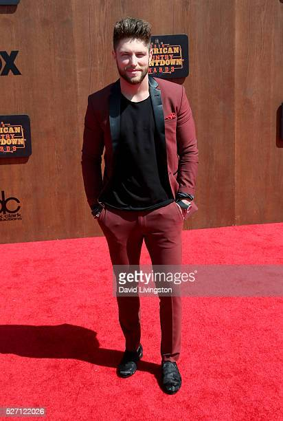 Singer Chris Lane attends the 2016 American Country Countdown Awards at The Forum on May 01 2016 in Inglewood California