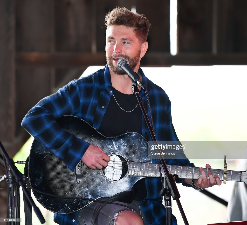 2019 Live In The Vineyard Goes Country : News Photo
