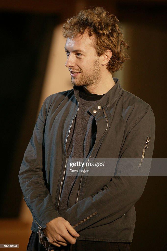 Chris Martin 2004