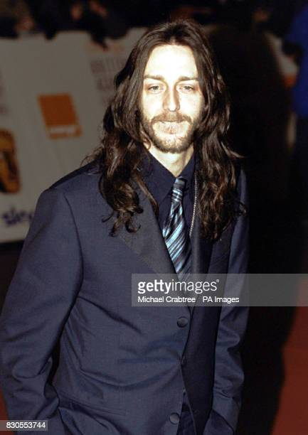 Singer Chris Robinson of American rock group the Black Crowes attending The Orange British Academy Film Awards at the Odeon cinema in London's...