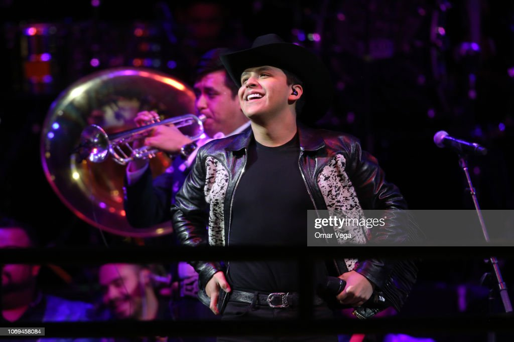 Pepe Aguilar And Family Present Jaripeo Sin Fronteras : News Photo