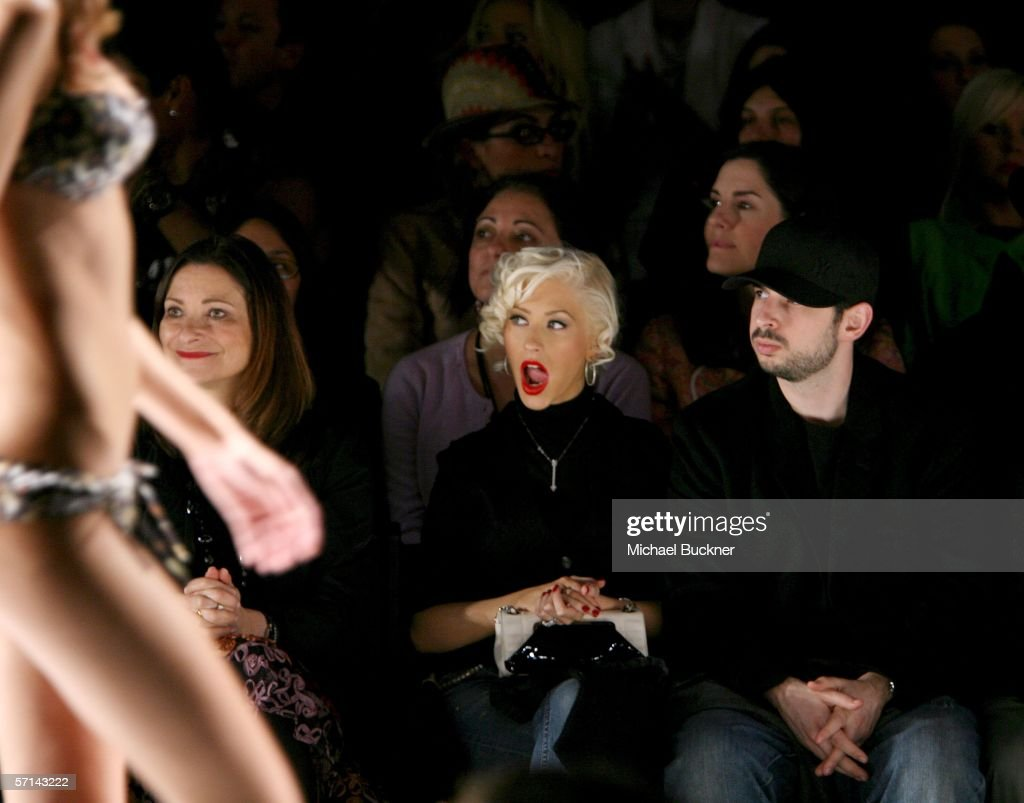 Agent Provocateur Fall 2006 - Front Row : News Photo