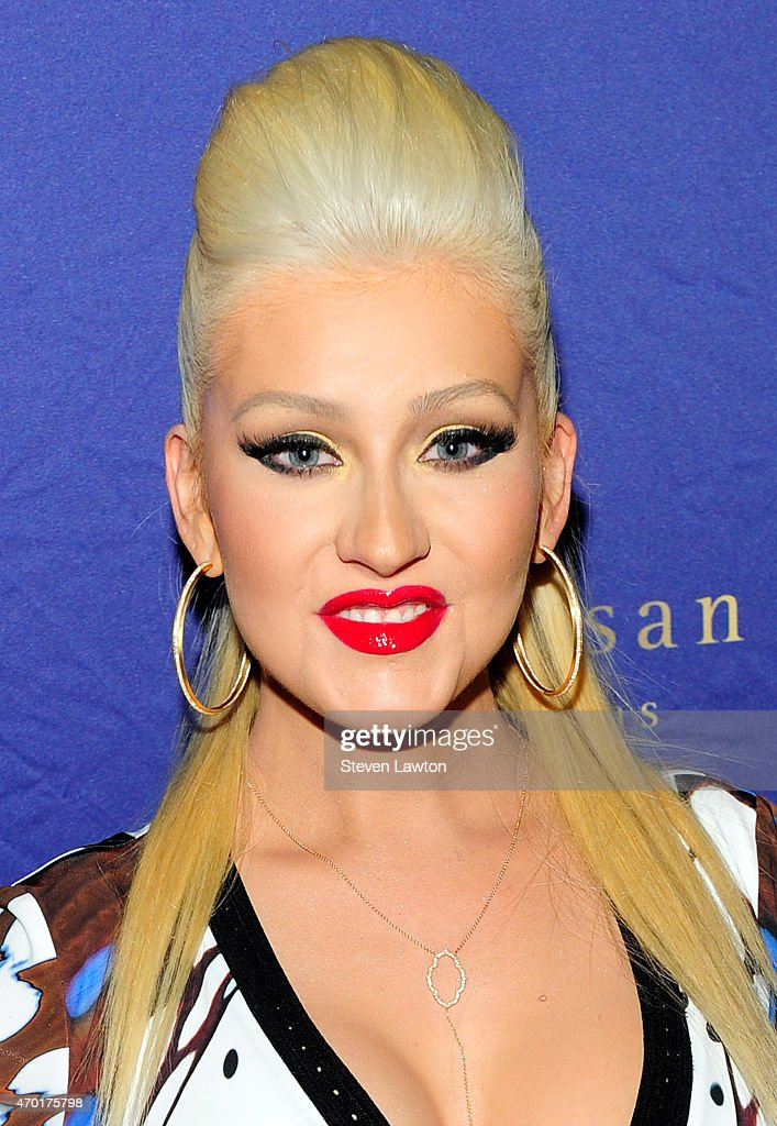 Hakkasan's Second Anniversary Red Carpet Event With Christina Aguilera