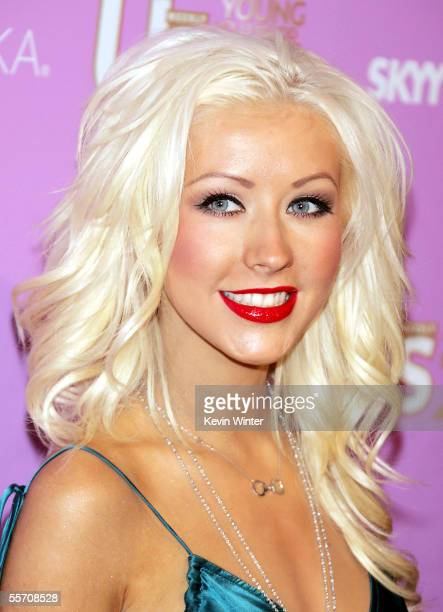 Christina Aguilera Stock Photos and Pictures