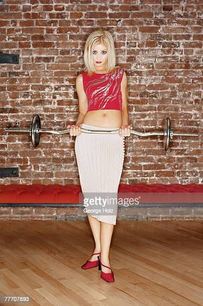 Singer Christina Aguilera poses for Teen People Magazine in September 1999 in New York City PUBLISHED IMAGE