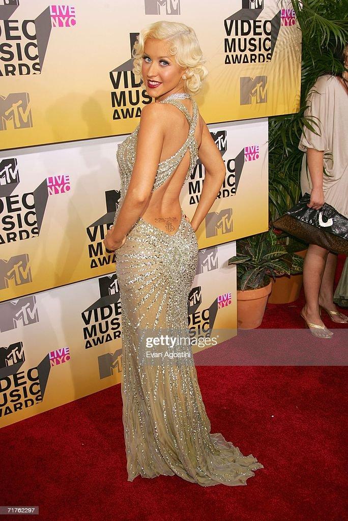2006 MTV Video Music Awards - Arrivals : News Photo