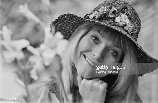 Singer Christine Holmes of British vocal group The Family Dogg, UK, 19th July 1972.