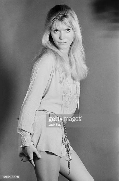 Singer Christine Holmes of British vocal group the Family Dogg UK 19th August 1971