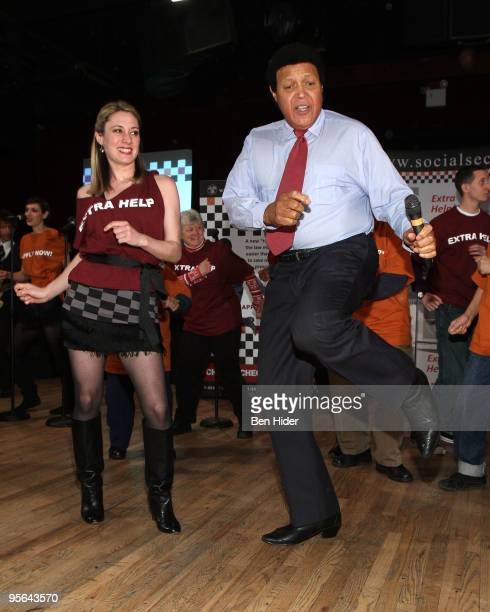 Singer Chubby Checker promotes a new 'twist' in the law which could provide extra help to thousands of senior and disabled Americans who need...