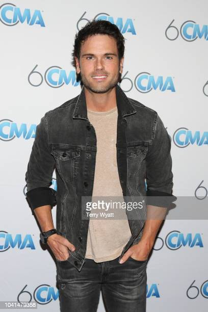 Singer Chuck Wicks attends the CMA's 60th Anniversary Celebration at Wildhorse Saloon on September 26 2018 in Nashville Tennessee