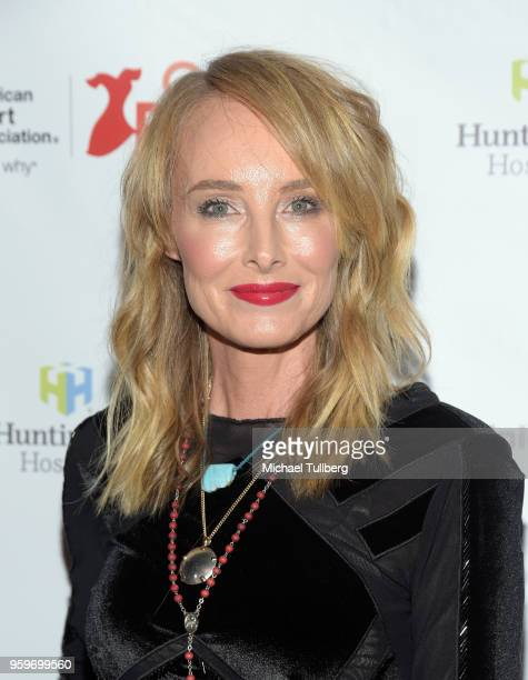 Singer Chynna Phillips of Wilson Phillips attends the 3rd annual Rock The Red Music Benefit presented by the American Heart Association at Avalon on...