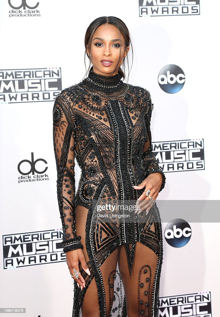 2015 American Music Awards - Arrivals : News Photo