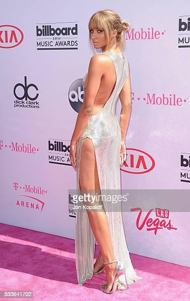 Singer Ciara arrives at the 2016 Billboard Music Awards at TMobile Arena on May 22 2016 in Las Vegas Nevada