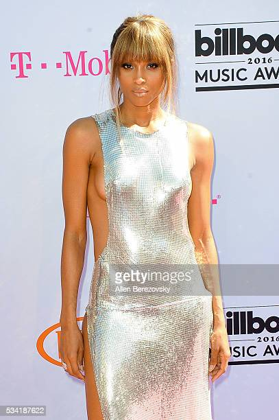Singer Ciara arrives at the 2016 Billboard Music Awards at TMobile Arena on May 22 2016 in Las Vegas Nevada