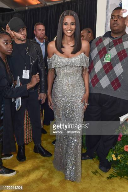 Singer Ciara attends Black Girls Rock at NJ Performing Arts Center on August 25 2019 in Newark New Jersey