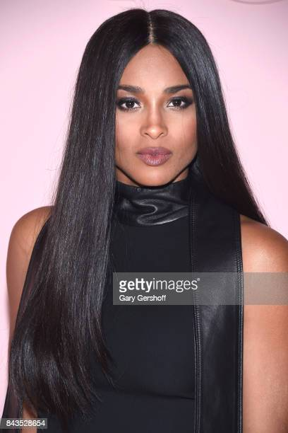 Singer Ciara attends the Tom Ford fashion show during New York Fashion Week on September 6 2017 in New York City