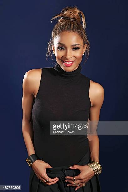 Singer Ciara is photographed for Essence.com on October 1, 2012 in New York City.