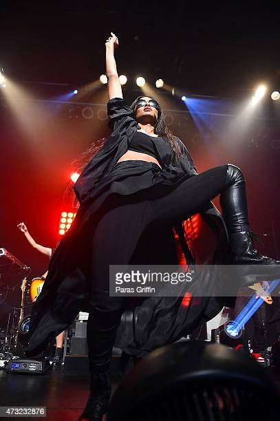Singer Ciara performs at Center Stage on May 13 2015 in Atlanta Georgia