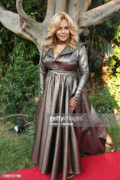 Singer Claudette Robinson attends the 29th Annual Heroes And Legends Awards at Beverly Hills Hotel on September 23 2018 in Beverly Hills California