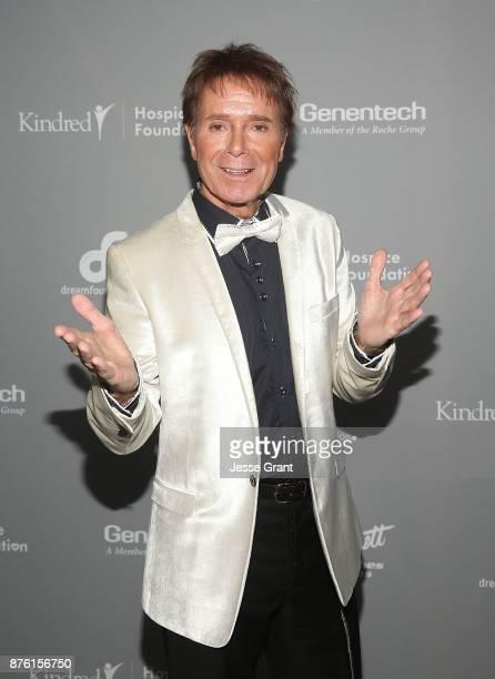 Singer Cliff Richard attends the Dream Foundation's 2017 Dreamland Gala at The RitzCarlton Bacara on November 18 2017 in Goleta California