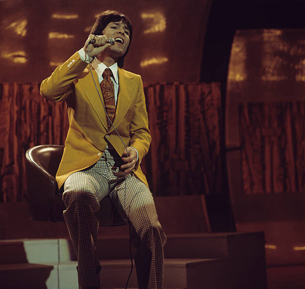 Cliff Richard Performs On Tv Show