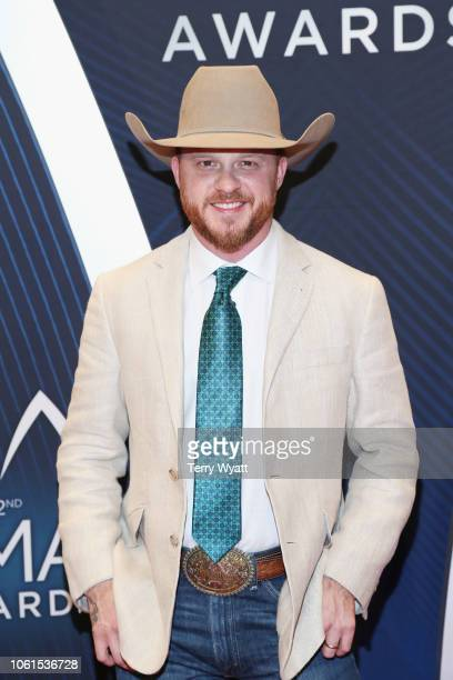 Singer Cody Johnson attends the 52nd annual CMA Awards at the Bridgestone Arena on November 14 2018 in Nashville Tennessee