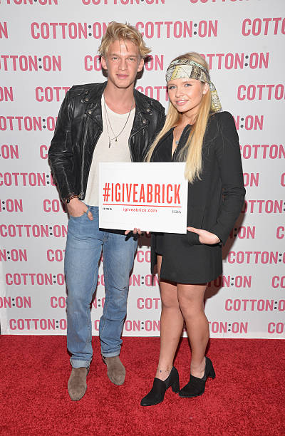 Cody simpson joins australian brand cotton on for their holiday cody simpson joins australian brand cotton on for their holiday charity campaign i give a m4hsunfo