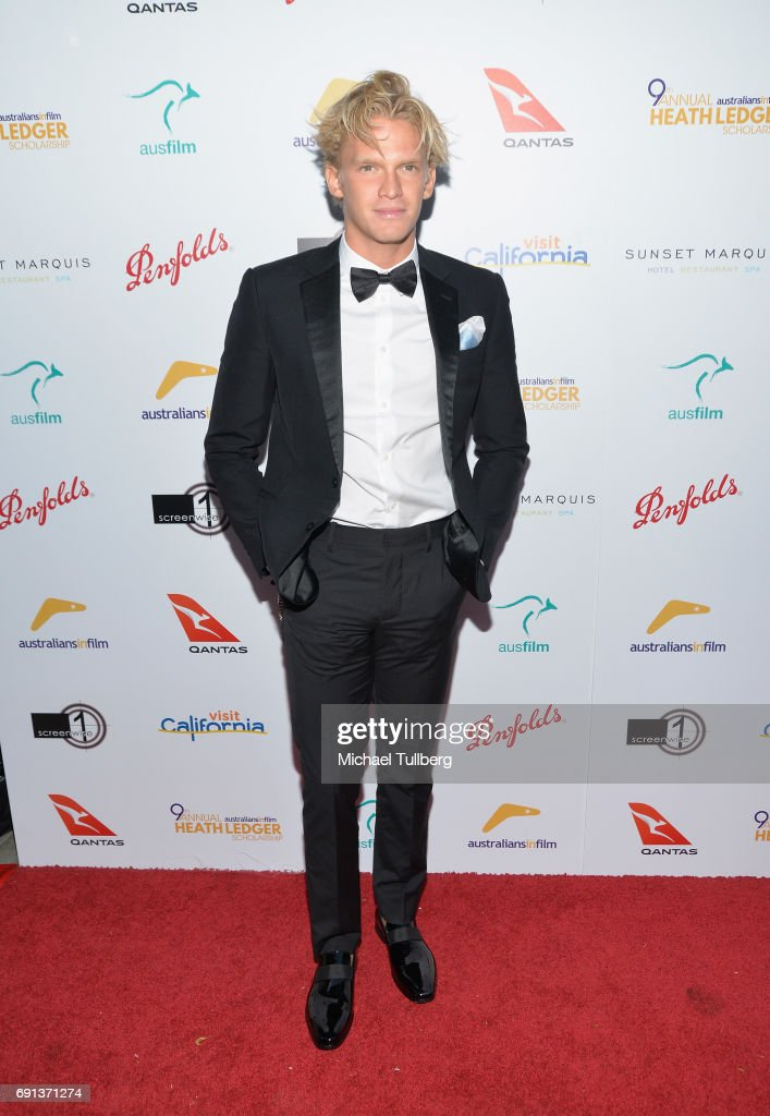 The 9th Annual Australians In Film Heath Ledger Scholarship Dinner - Arrivals