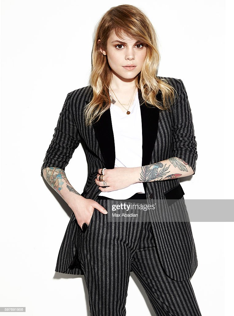 Coeur de Pirate, Elle Quebec, September 1, 2015