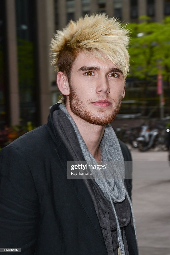 Celebrity Sightings In New York City - April 24, 2012 : News Photo