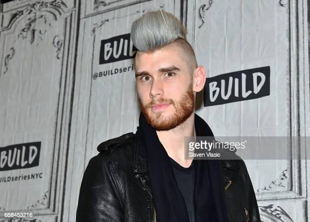 Singer Colton Dixon visits Build Series to discuss his third album Identity at Build Studio on March 27 2017 in New York City
