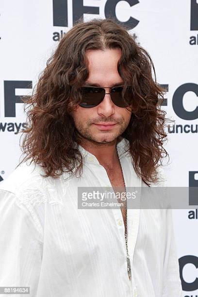 Singer Conatantine Maroulis attends America's Hottest Rocker Mom contest in Madison Square Park on June 3 2009 in New York City