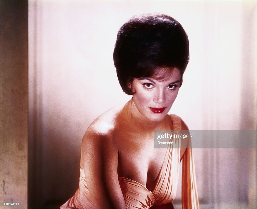 Singer Connie Francis