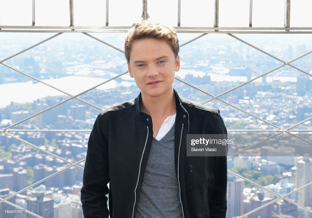 Conor Maynard Visits The Empire State Building