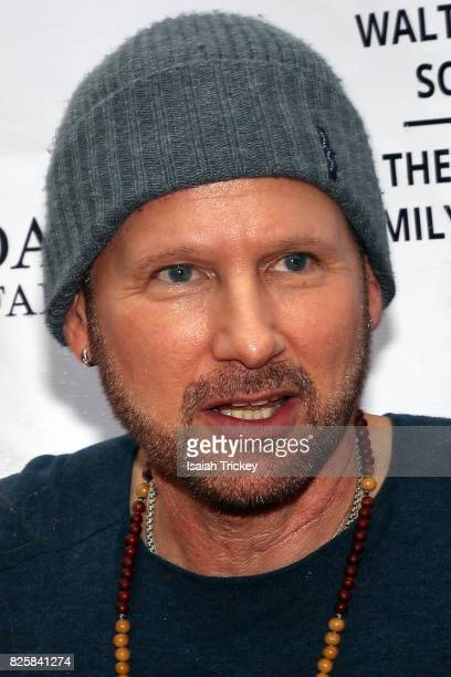 Singer Corey Hart attends Canada's Walk Of Fame Presents Music Under The City Stars at Casa Loma on August 2 2017 in Toronto Canada