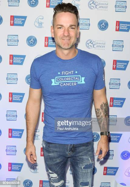 Singer Craig Campbell attends The American Cancer Society 'Fight Colorectal Cancer' and The National Colorectal Cancer Roundtable at Smashbox Studios...