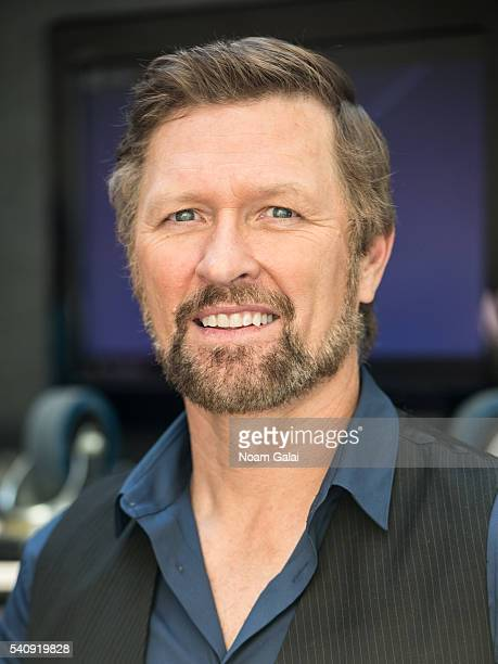 Singer Craig Morgan attends 'FOX Friends' All American Concert Series outside of FOX Studios on June 17 2016 in New York City