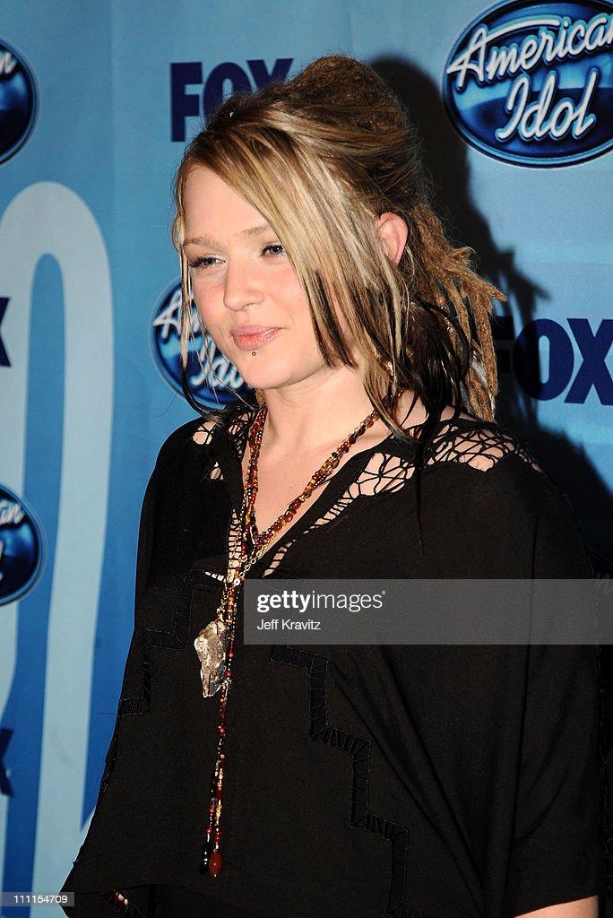 American Idol Finale 2010 - Press Room
