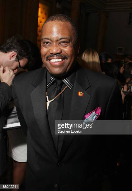 Singer Cuba Gooding Sr attends the 'Chocolat au Vin' benefit for St Jude's Children's Research Hospital at Capitale on May 28 2009 in New York City