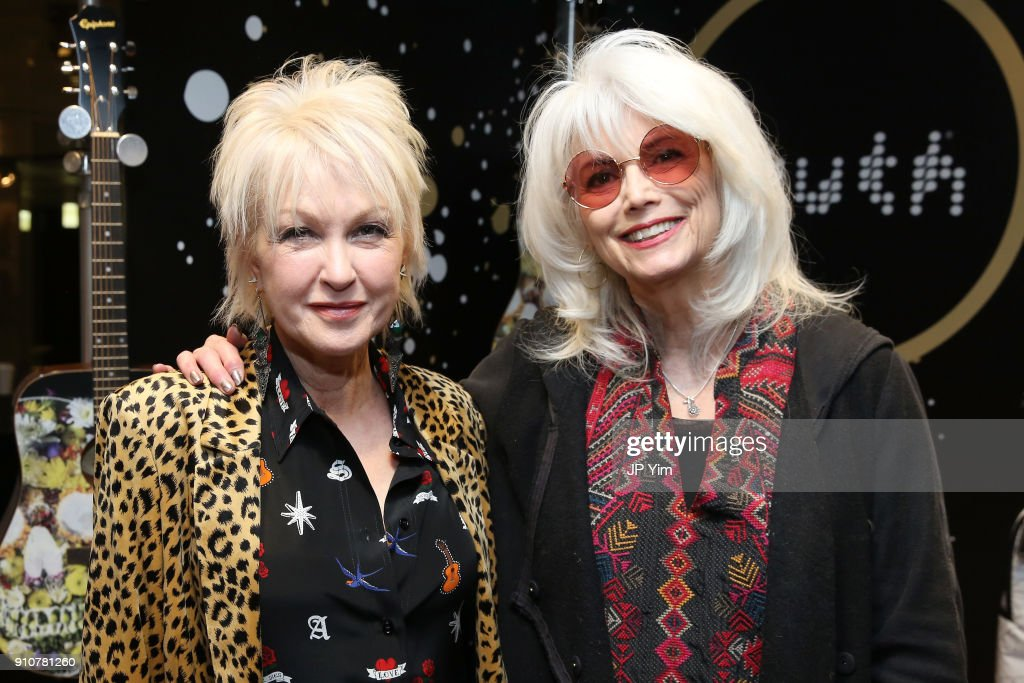 60th Annual GRAMMY Awards - GRAMMY Gift Lounge - Day 2 : News Photo