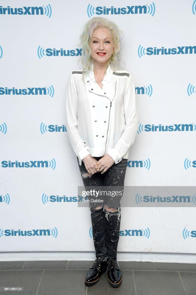 Celebrities Visit SiriusXM - May 22, 2018 : News Photo