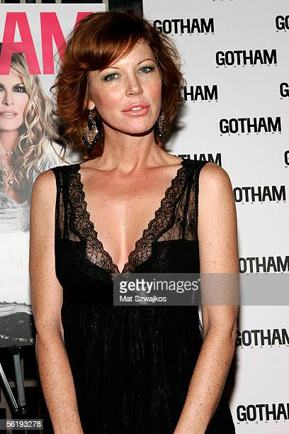 Singer Cynthia Basinet Arrives At The Listening Party For Shawn Kings New CD In My