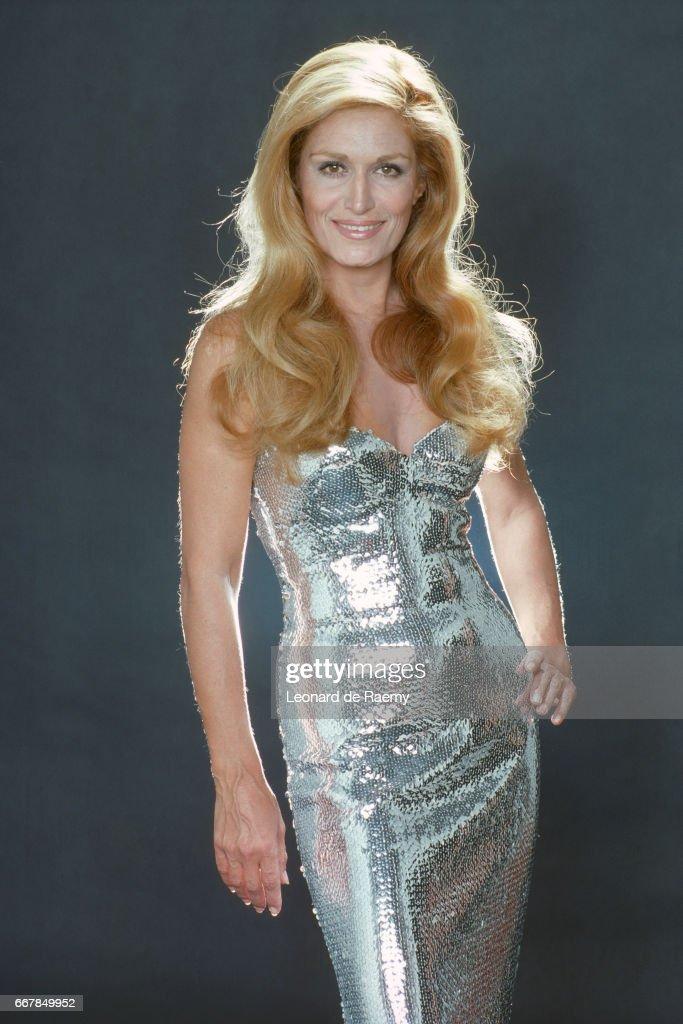 Singer Dalida : News Photo