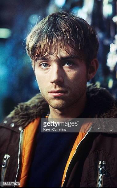 Singer Damon Albarn of English Britpop band Blur 15th January 1996