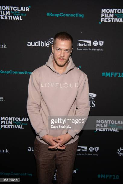 Singer Dan Reynolds attends the Montclair Film Festival on May 5 2018 in Montclair NJ