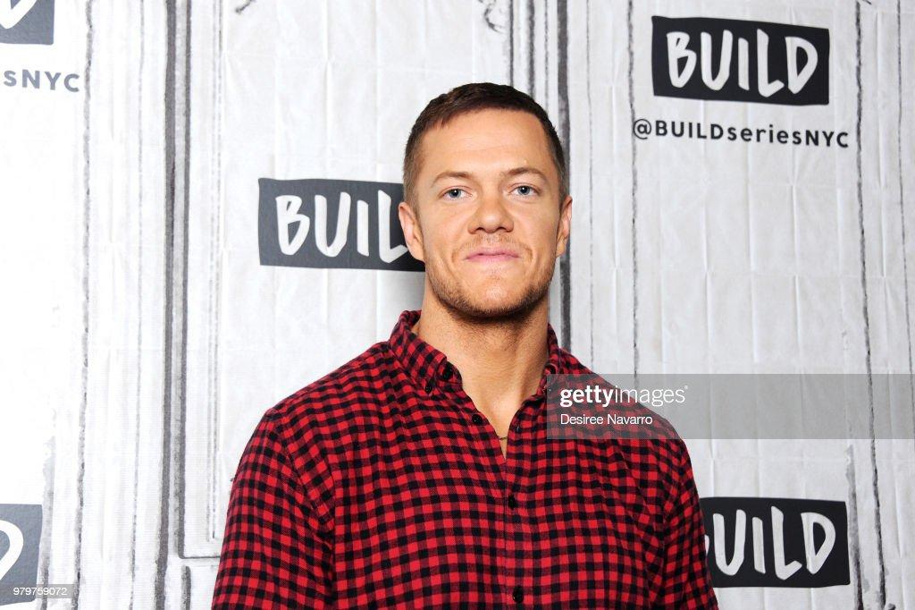 Celebrities Visit Build - June 20, 2018