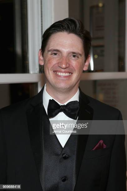 Singer Daniel Curran attends an after party for The Music of Georgia Shreve a multimedia concert featuring the Manhattan Contemporary Chamber...