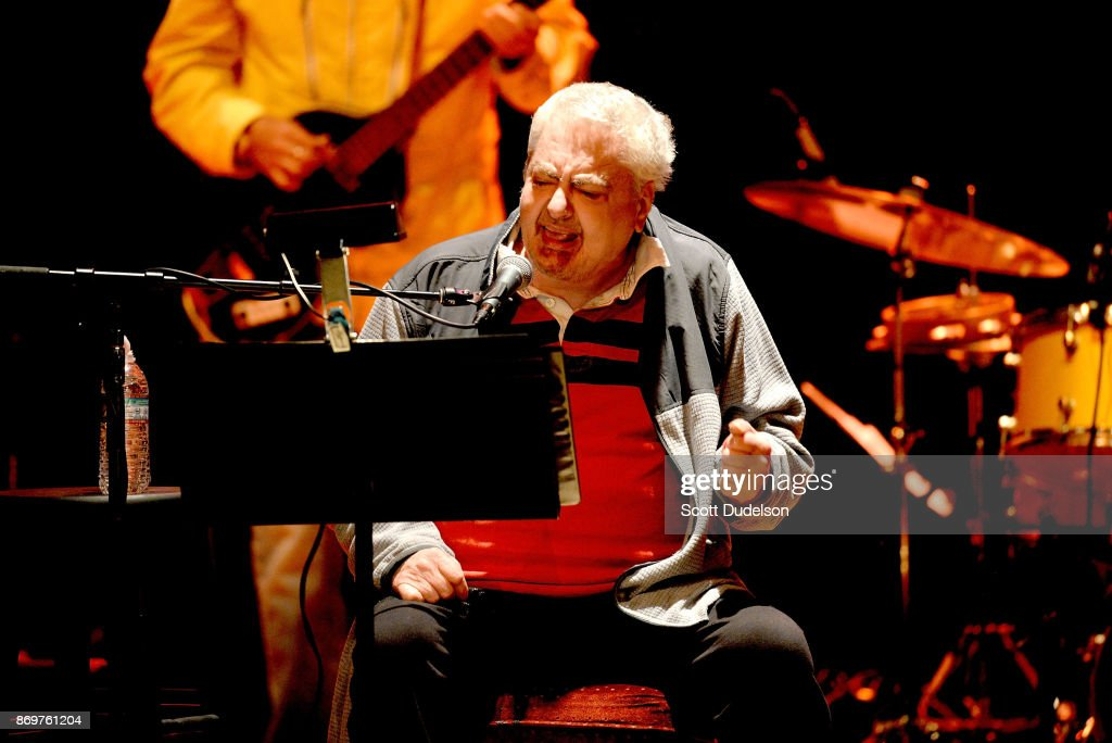 Daniel Johnston Performs At The Orpheum